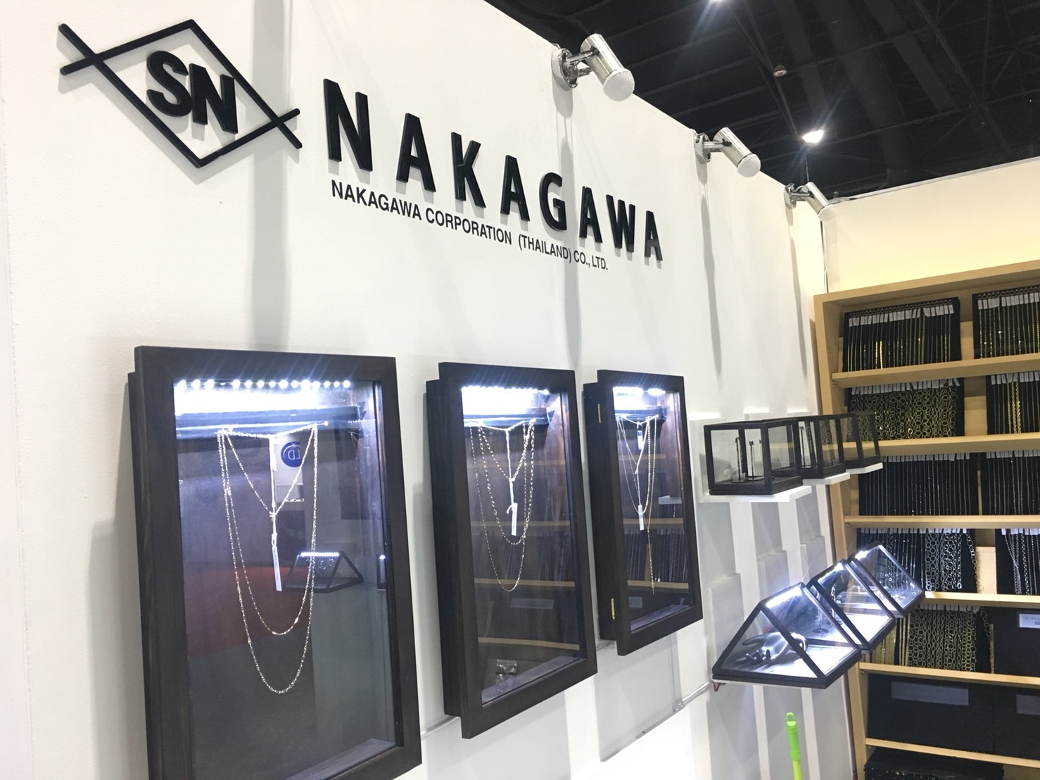 Bangkok Gems&Jewelry Fair 出展報告